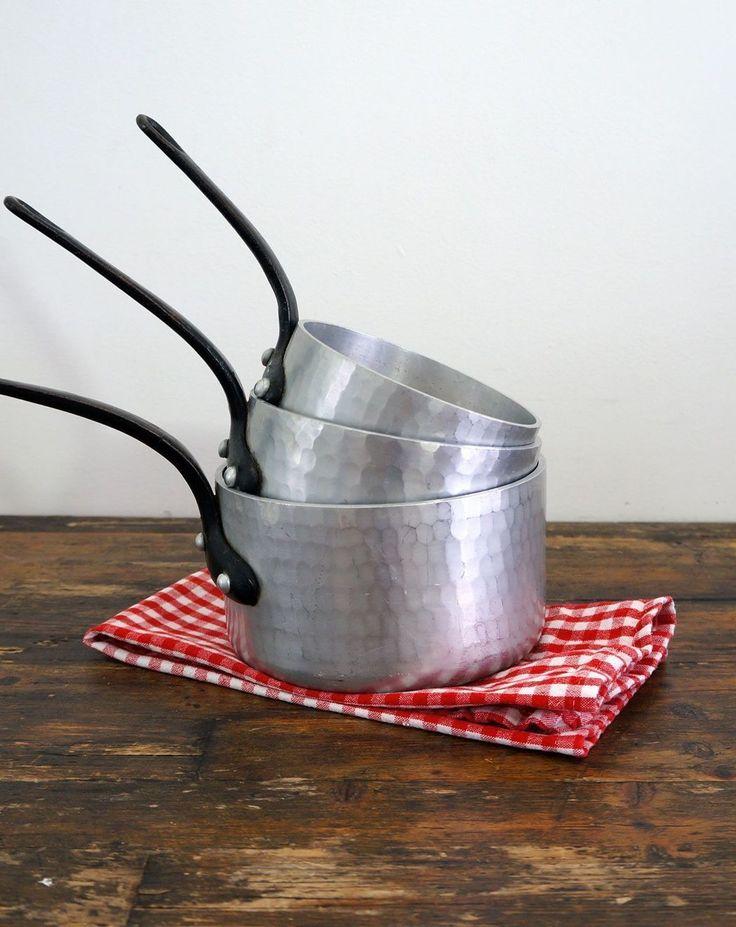 Set aluminium steelpannen