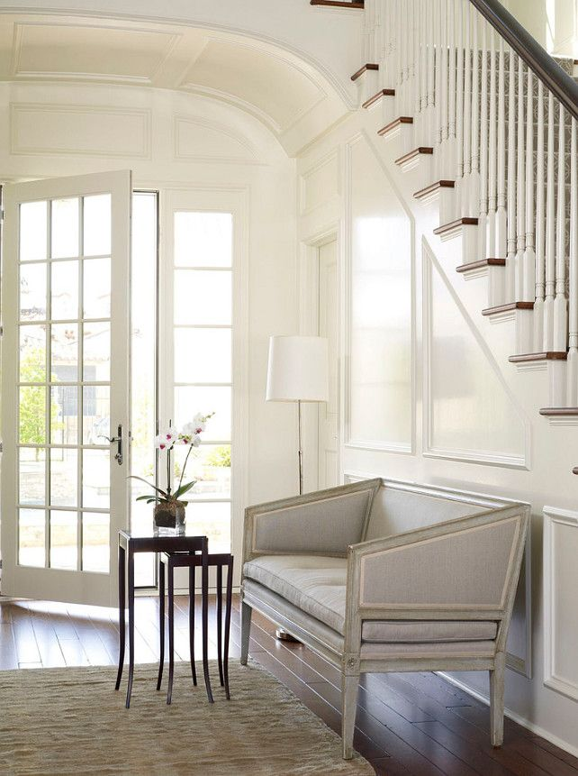 Foyer Settee By Kevin Spearman Design Group Inc Foyer