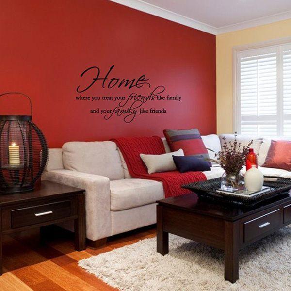 Los 14 Colores Que Mejor Combinan Con El Rojo Mil Ideas De Decoracion Decoracion De Interiores Departamentos Decoracion De Interiores Decoracion De Interiores Pintura