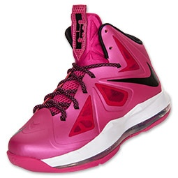 the pink LeBrons that i might get!:)