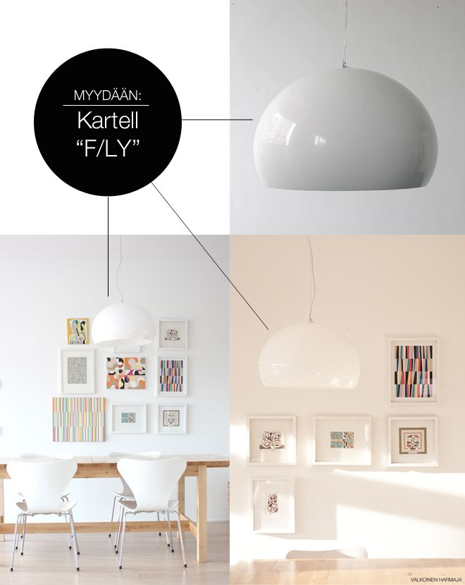 1000 images about kartell fly on pinterest philippe for Deco kartell