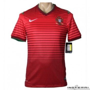 Portugal 2014 World Cup Soccer jersey