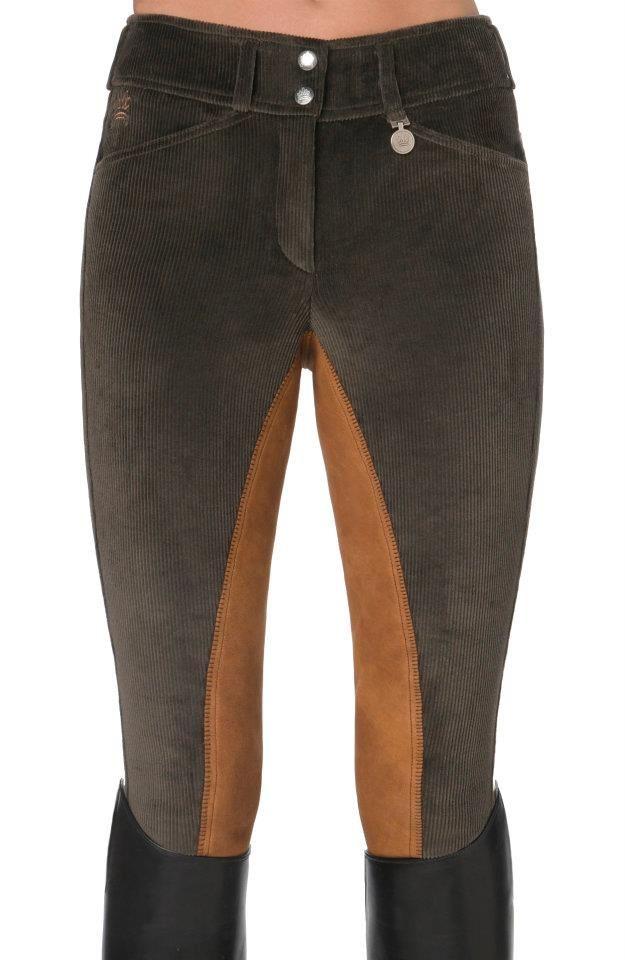 Nathalie cord breeches