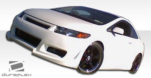 Duraflex 06-11 Honda Civic 2DR TR-N Body Kit