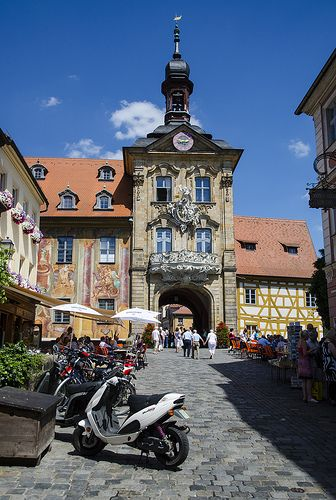 Bamberg, Bavaria, Germany by Belhaven2011 | Flickr - Photo Sharing!