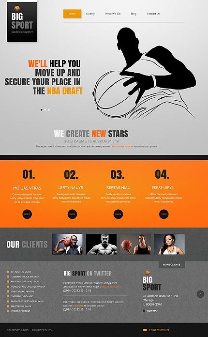 Website Template | #webdesign #it #web #design #layout #userinterface #website #webdesign <<< repinned by an #advertising #agency from #Hamburg / #Germany - www.BlickeDeeler.de | Follow us on www.facebook.com/BlickeDeeler