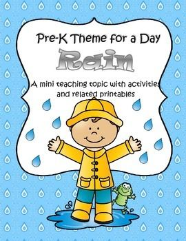 22 best images about rain puddle lesson on Pinterest | Weather lessons, Lesson plans and Reading ...