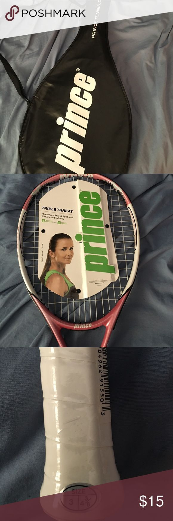 Racquet ( no use for it ) Brand new with the bag! Prince Other