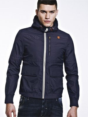 G-Star RAW Squad Mens Hooded Jacket