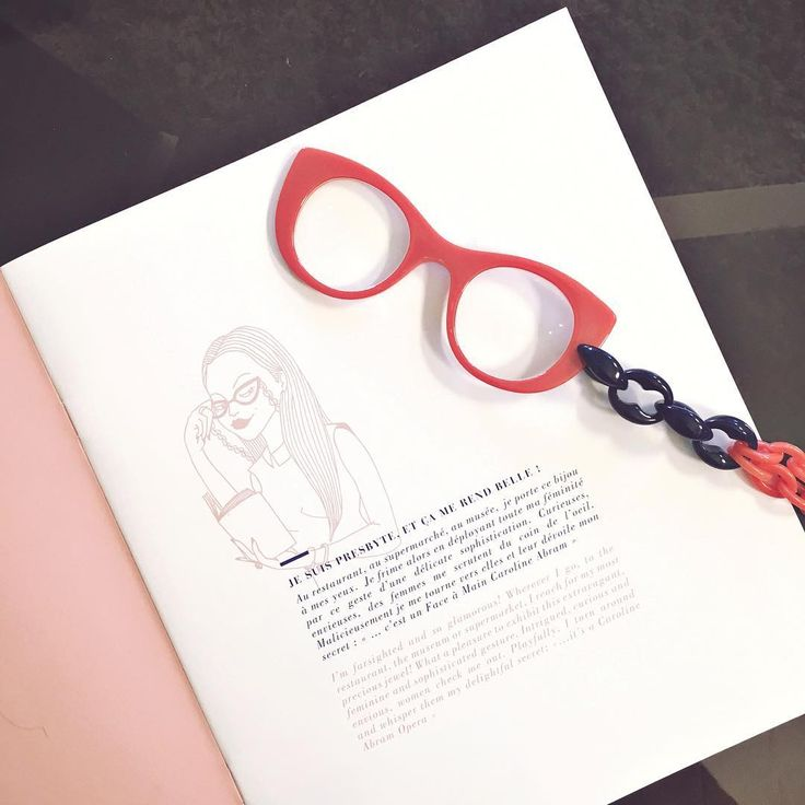 The new Face à main Patti by Caroline Abram #carolineabram #eyewear #accessories #frame #glasses #faceamain #christmas #gift #paris