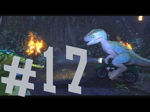 LEGO Jurassic World Gameplay Ita #17 - Sotto Attacco - PS4 Xbox One Pc - YouTube