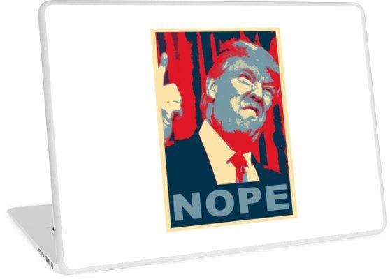 donald trump, obama hope poster