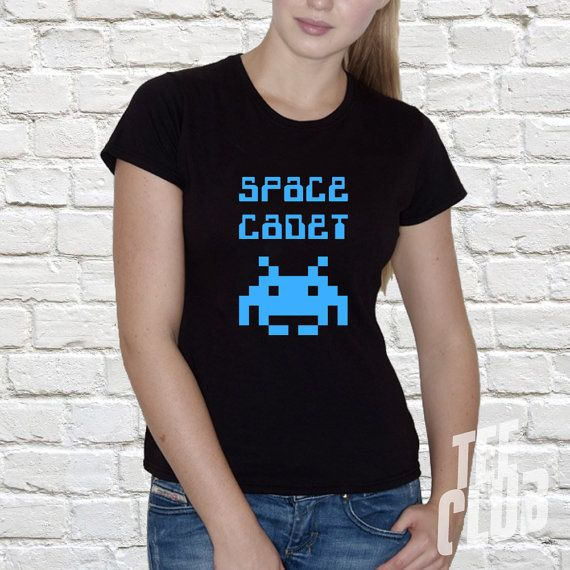 Check out this item in my Etsy shop https://www.etsy.com/uk/listing/287612617/space-invader-tshirt-gamer-shirt-geek