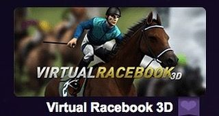 An awesome Virtual Reality pic! Try Virtual HORSE RACING Win BIG Play for FREE or with USD Euro or Bitcoin at www.vegastomacau.com #casino #onlinecasino #horse #horseriding #horseracing #racing #win #usd #euro #bitcoin #virtualworld #virtualreality #virtual #item #vegastomacau #vegas #macau by vegastomacau_casino check us out: http://bit.ly/1KyLetq