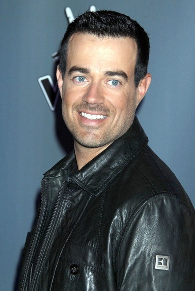 Carson Daly joins the Today Show!Love those eyes-crush!