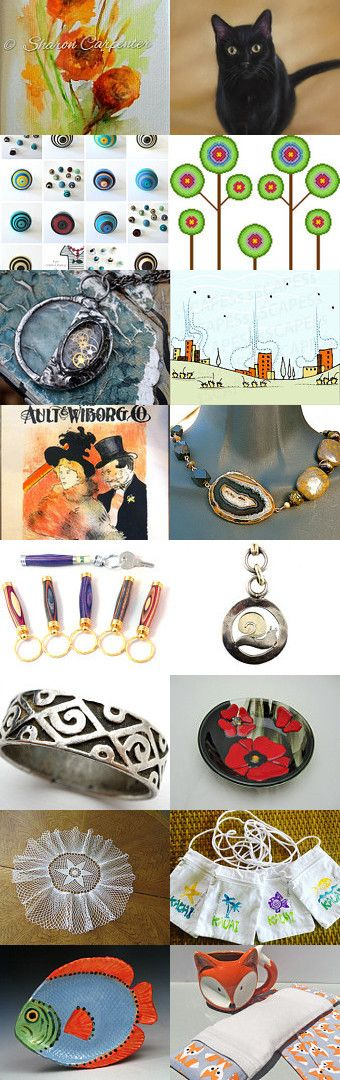 time flies by Katherine Kay on Etsy--Pinned+with+TreasuryPin.com