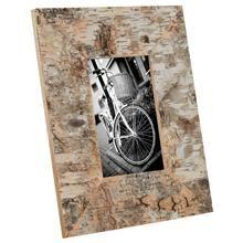 Birch Bark Picture Frame