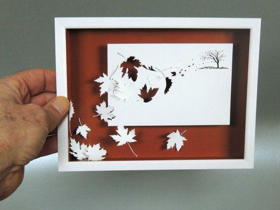 WINDBÖE: als der Herbstwind nehmen Blätter, unsere Erinnerungen der vergangenen Saisons zu fliegen. Fotografische Qualität meiner Arbeit in Papier, gedruckte Reproduktion in Form von Kunstkarte. Format: 15 x 19,5 cm Diese Karte, gedruckt auf gestrichenem Papier semi-Matt 350 g kommt in einer Cellophan Tasche mit seine Hülle und eine Staffelei-Karte ermöglicht die Belichtung. **************************************************************************************************************** Alle...
