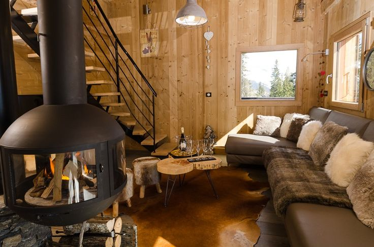 Chalet Bo Soleil is a large luxury catered chalet in the French ski resort of La Rosiere that comfortably sleeps up to 16 people.