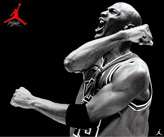 "NBA Basketball Superstar Michael Jordan 20"" x 24"" Poster ** RARE **"