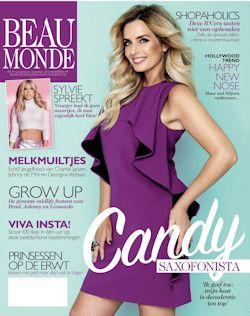 Proefabonnement: 5x Beau Monde € 22,50: Maak nu kennis met Beau Monde, hét grootste glamourblad van Nederland. Kies uit veschillende abonnementen met korting oplopend tot 47%!