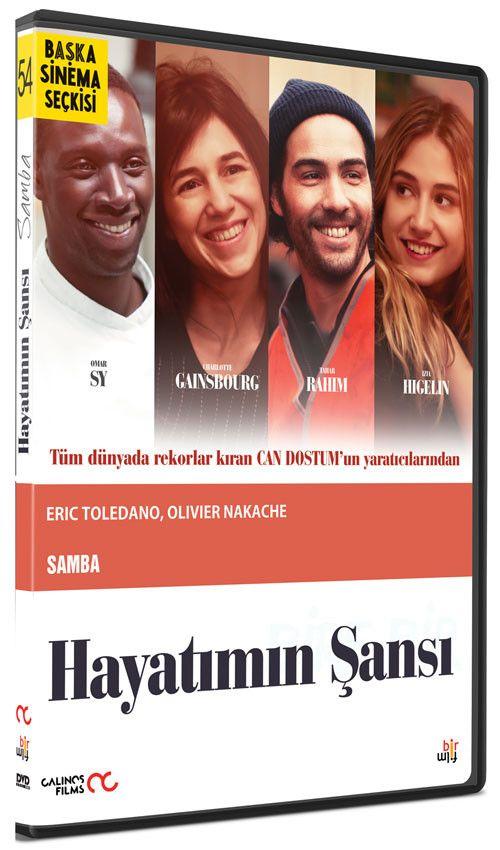 Samba - Hayatimin Sansi - Heute bin ich Samba