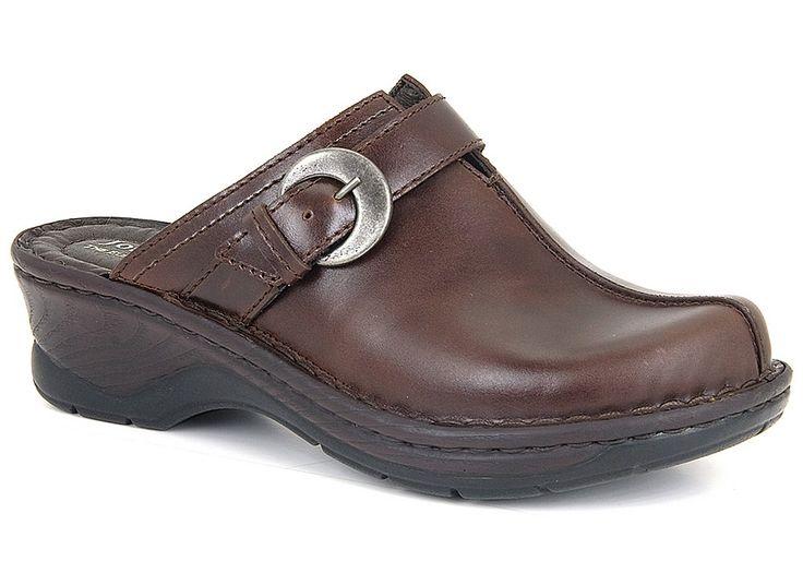 Josef Seibel Catalonia 21 56470 Ladies Buckle Trim Clog - Robin Elt Shoes  http:/