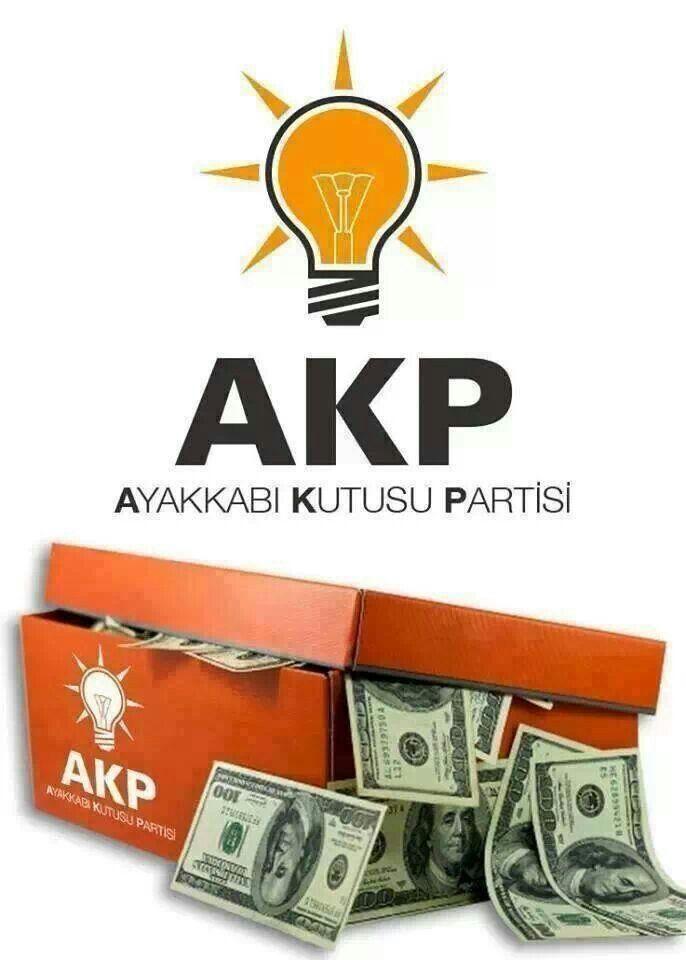 AKP kutusu...