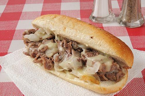 Philly Steak Sandwich Te enseñamos a cocinar recetas fáciles cómo la receta de Philly Steak Sandwich y muchas otras recetas de cocina..