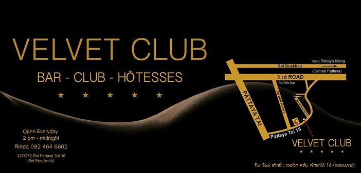Velvet Club Pattaya