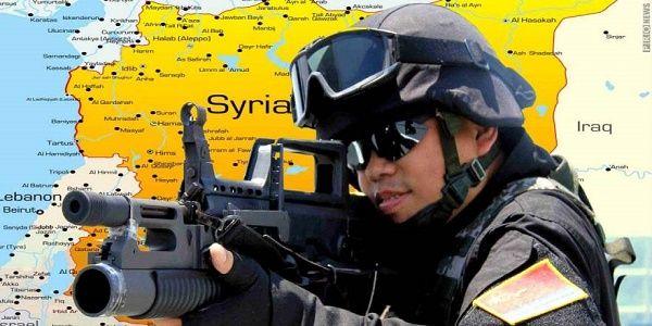 Κινεζικές ειδικές δυνάμεις καταδιώκουν ισλαμιστές στο Χαλέπι - Πολεμική εμπλοκή από το Πεκίνο