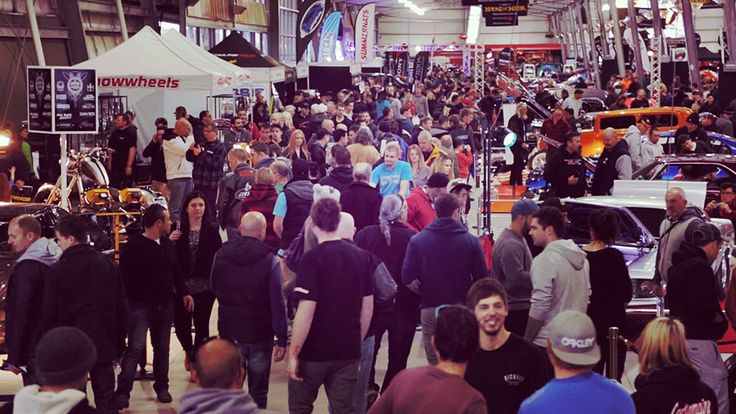 MotorEx was a success with over 28,000 visitors over the weekend.
