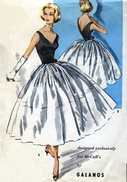 96 best images about Vintage Patterns Dresses on Pinterest
