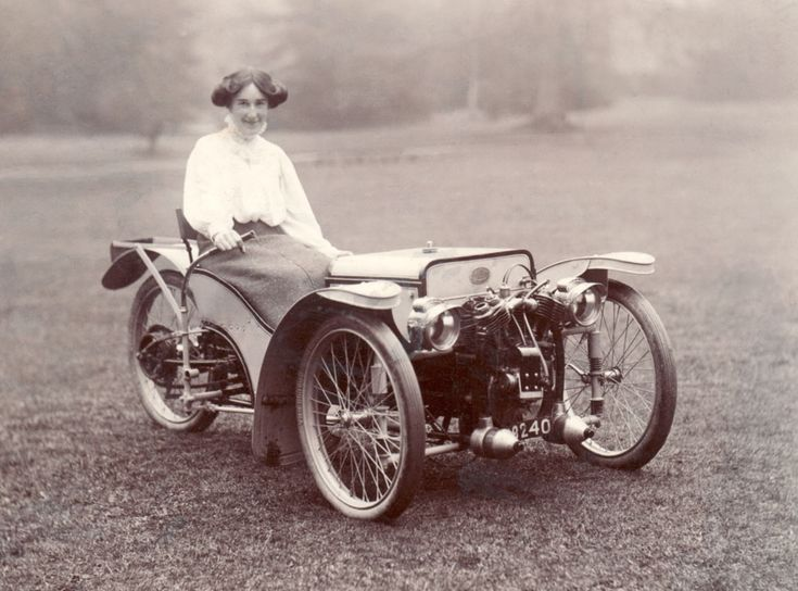Morgan runabout, as offered for sale by Morgan Motor company in 1910