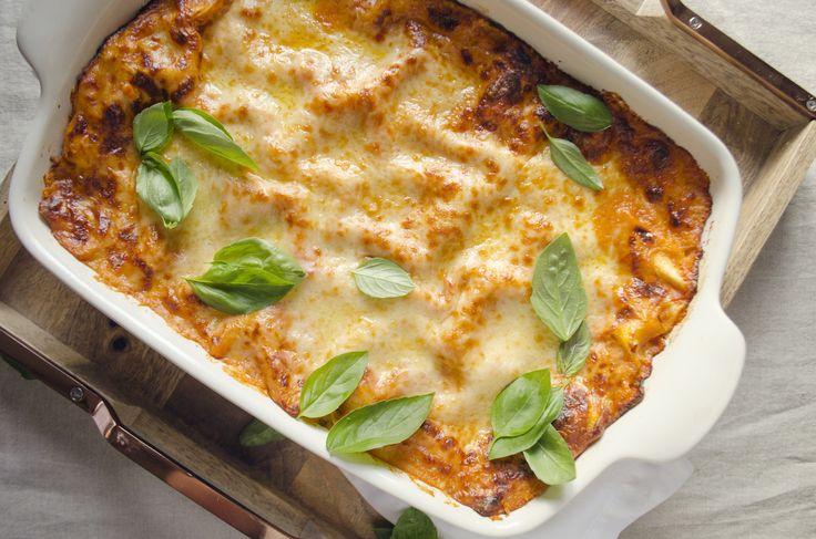 Giada's Classic Italian Lasagna Giada De Laurentiis
