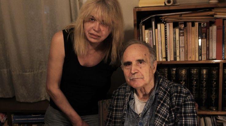 Paola Revenioti and Dinos Christianopoulos