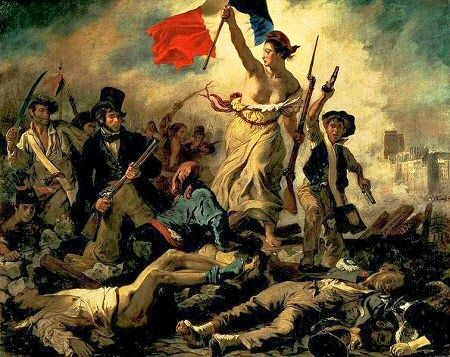 A great activity for introducing the French Revolution