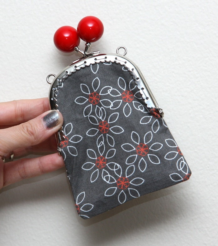 clasp coin purse pattern