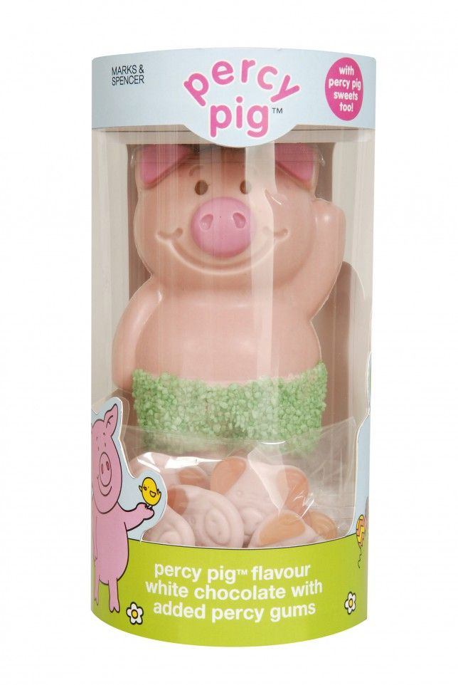 Meet Percy Pig the Easter edition