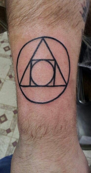 15 Best Alchemy Symbols And Tattoo Ideas Images On Pinterest