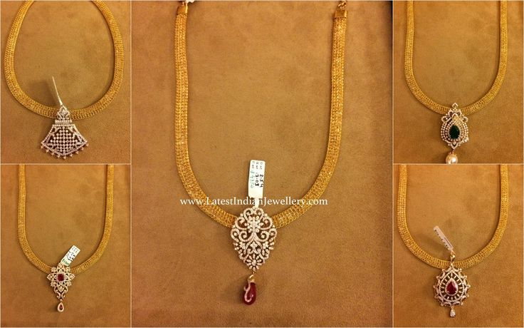 Collection of Latest Diamond Pendants