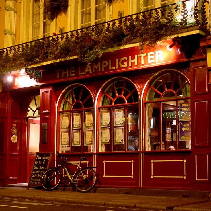 The Lamplighter -- St. Helier