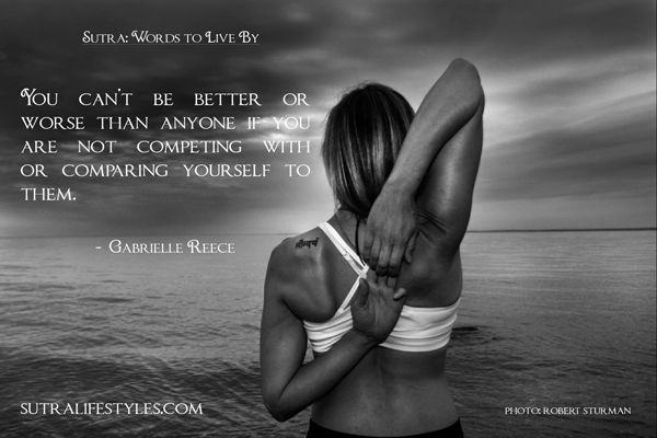 Great quote by Gabrielle Reece! @gabrielle Reece