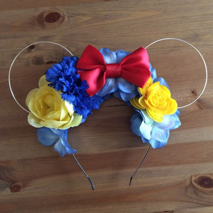 A personal favorite from my Etsy shop https://www.etsy.com/listing/506633303/wire-mouse-ears-snow-white-ears-wire-ear