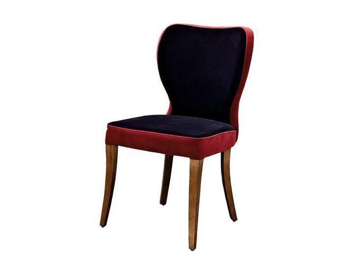 Class Kırmızı/Siyah Sandalye 202