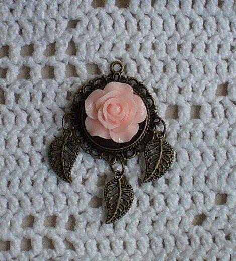 Rózsa és levél* Rose and leaf