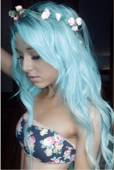 25 best ideas about light blue hair dye on pinterest crazy colour hair dye crazy color hair dye and light blue ombre hair - Blue Color Hair