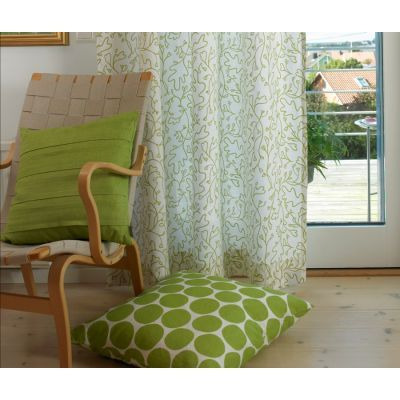 Pompom Apple Wide Width | Childrens Home Decorating Fabric | Fabrics to Inspire - Kelani Fabric