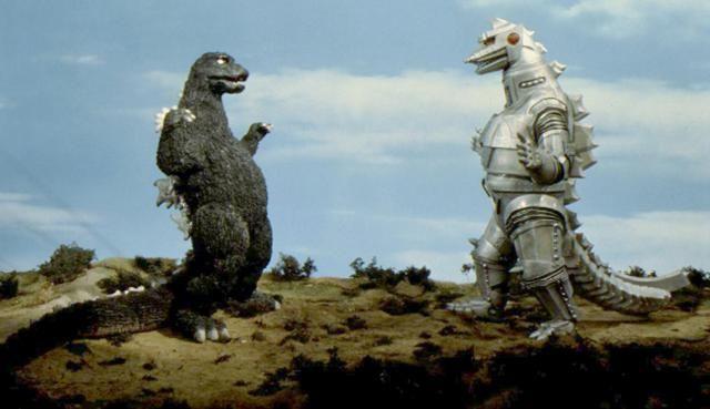 Godzilla vs Mechagodzilla - 5