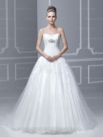 1000  ideas about Brooch Wedding Dresses on Pinterest - Silver ...